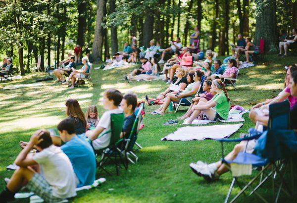 Worship at the Park