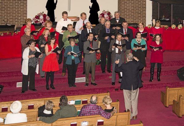 Entertaining phrase Adult choir church decorum final